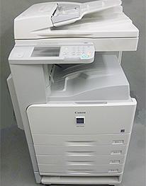 キヤノン 中古モノクロコピー機 MF7430D