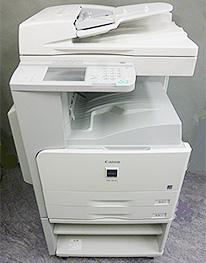 キヤノン 中古モノクロコピー機 MF7455DN